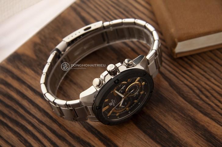 Đồng hồ Casio EQS-910D-1BVUDF máy năng lượng ánh sáng bền bỉ - Ảnh 5