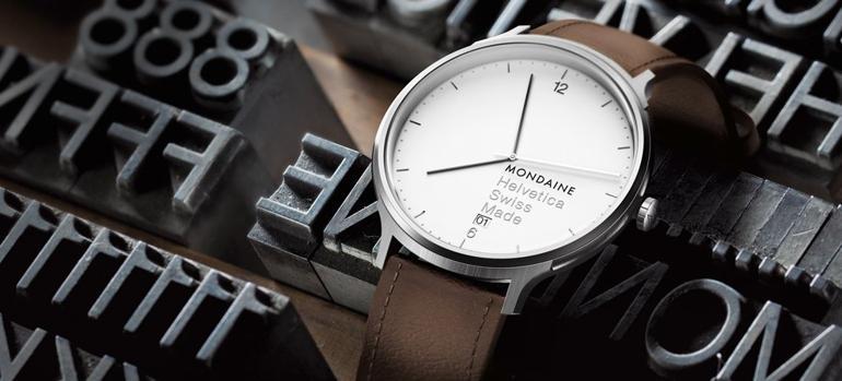 Đồng hồ minimalist là gì? Vì sao được nhiều thương hiệu trẻ sử dụng? Mondaine Helvetinca
