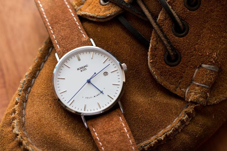 Đồng hồ minimalist là gì? Vì sao được nhiều thương hiệu trẻ sử dụng? Rossling & Co.