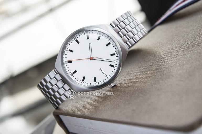 Đồng hồ minimalist là gì? Vì sao được nhiều thương hiệu trẻ sử dụng? Skagen SKW6388