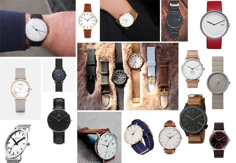Đồng hồ minimalist là gì? Vì sao được nhiều thương hiệu trẻ sử dụng? minimalist