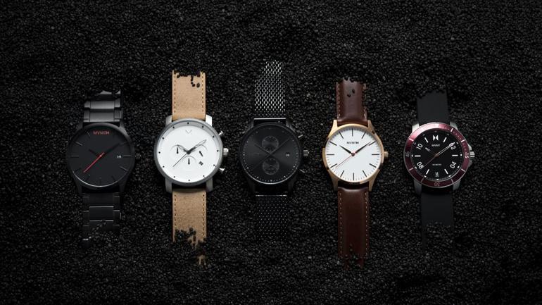 Đồng hồ minimalist là gì? Vì sao được nhiều thương hiệu trẻ sử dụng? MVMT