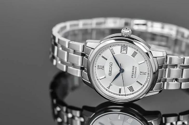 Đồng hồ Seiko SRP857J1 giá rẻ, thay pin miễn phí trọn đời - Ảnh 1