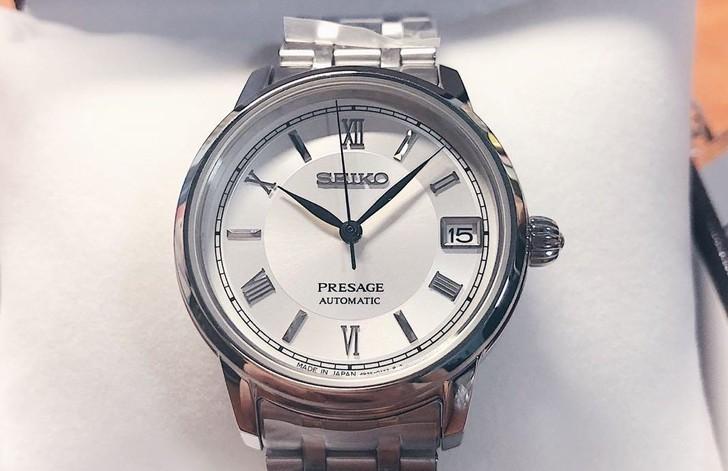 Đồng hồ Seiko SRP857J1 giá rẻ, thay pin miễn phí trọn đời - Ảnh 2