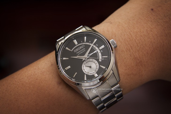 Đồng hồ Seiko SSA351J1 Automatic, trữ cót lên đến 40 giờ - Ảnh 2