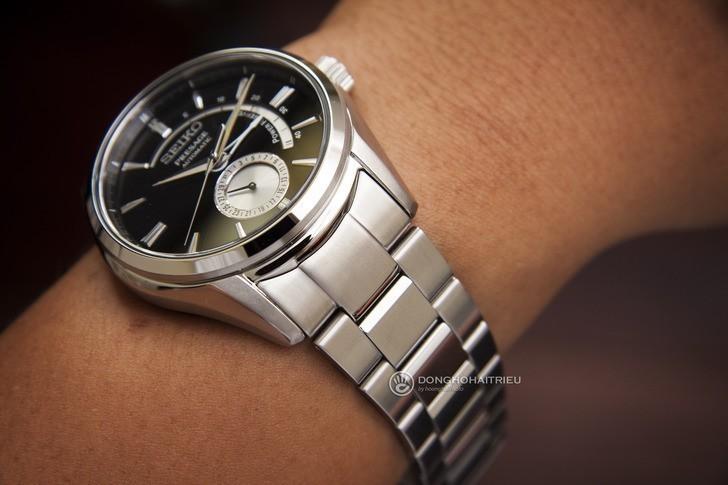 Đồng hồ Seiko SSA351J1 Automatic, trữ cót lên đến 40 giờ - Ảnh 3
