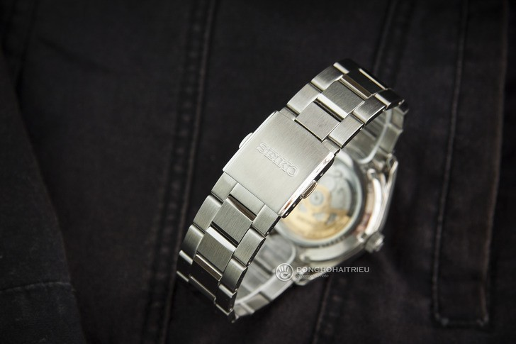 Đồng hồ Seiko SSA351J1 Automatic, trữ cót lên đến 40 giờ - Ảnh 4