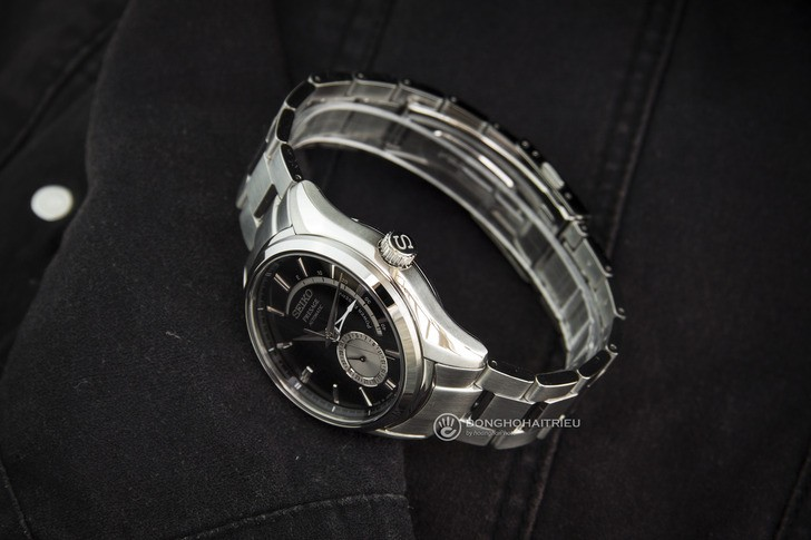 Đồng hồ Seiko SSA351J1 Automatic, trữ cót lên đến 40 giờ - Ảnh 5