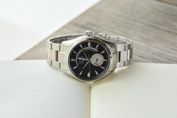 Đồng hồ Seiko SSA351J1 Automatic, trữ cót lên đến 40 giờ - Ảnh 6