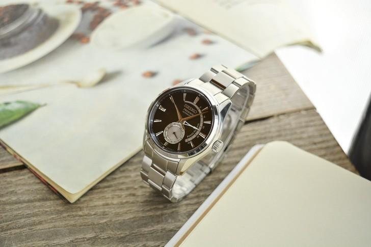 Đồng hồ Seiko SSA351J1 Automatic, trữ cót lên đến 40 giờ - Ảnh 7