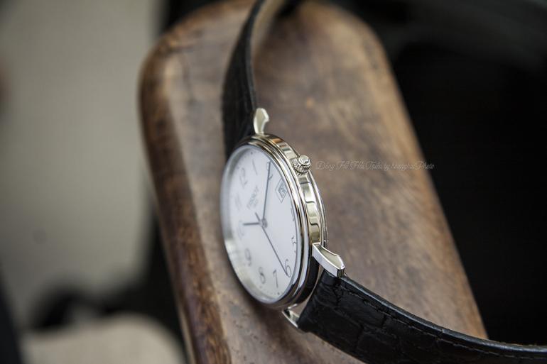 Tổng hợp các dòng đồng hồ Tissot giá rẻ nhất: Rẻ như đồng hồ Nhật Tissot T52.1.421.12