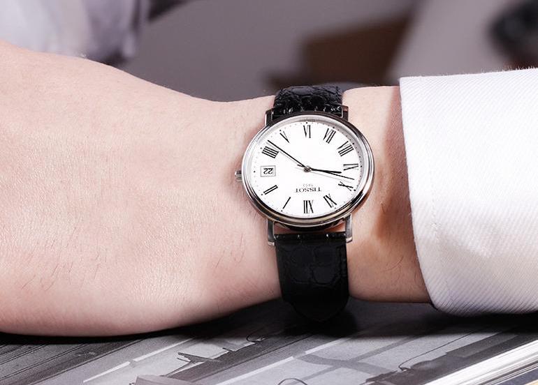Tổng hợp các dòng đồng hồ Tissot giá rẻ nhất: Rẻ như đồng hồ Nhật Tissot T52.1.421.13