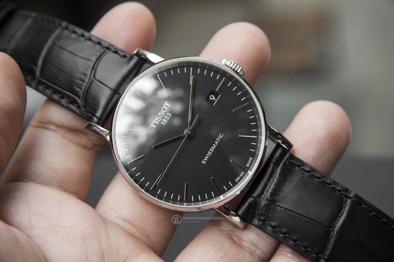 Tổng hợp các dòng đồng hồ Tissot giá rẻ nhất: Rẻ như đồng hồ Nhật Tissot T109.407.16.051.00