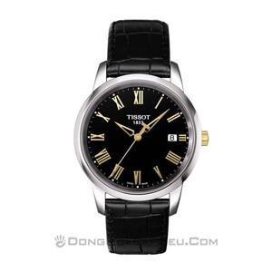 Tổng hợp các dòng đồng hồ Tissot giá rẻ nhất: Rẻ như đồng hồ Nhật Tissot T033.410.26.053.01 SP