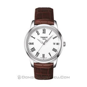Tổng hợp các dòng đồng hồ Tissot giá rẻ nhất: Rẻ như đồng hồ Nhật Tissot T033.410.16.013.01 SP