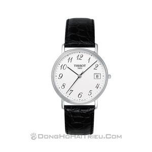 Tổng hợp các dòng đồng hồ Tissot giá rẻ nhất: Rẻ như đồng hồ Nhật Tissot T52.1.421.12 SP