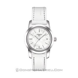 Tổng hợp các dòng đồng hồ Tissot giá rẻ nhất: Rẻ như đồng hồ Nhật Tissot T033.210.16.111.00 SP