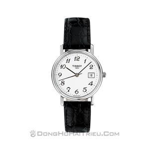 Tổng hợp các dòng đồng hồ Tissot giá rẻ nhất: Rẻ như đồng hồ Nhật Tissot T52.1.121.12 SP