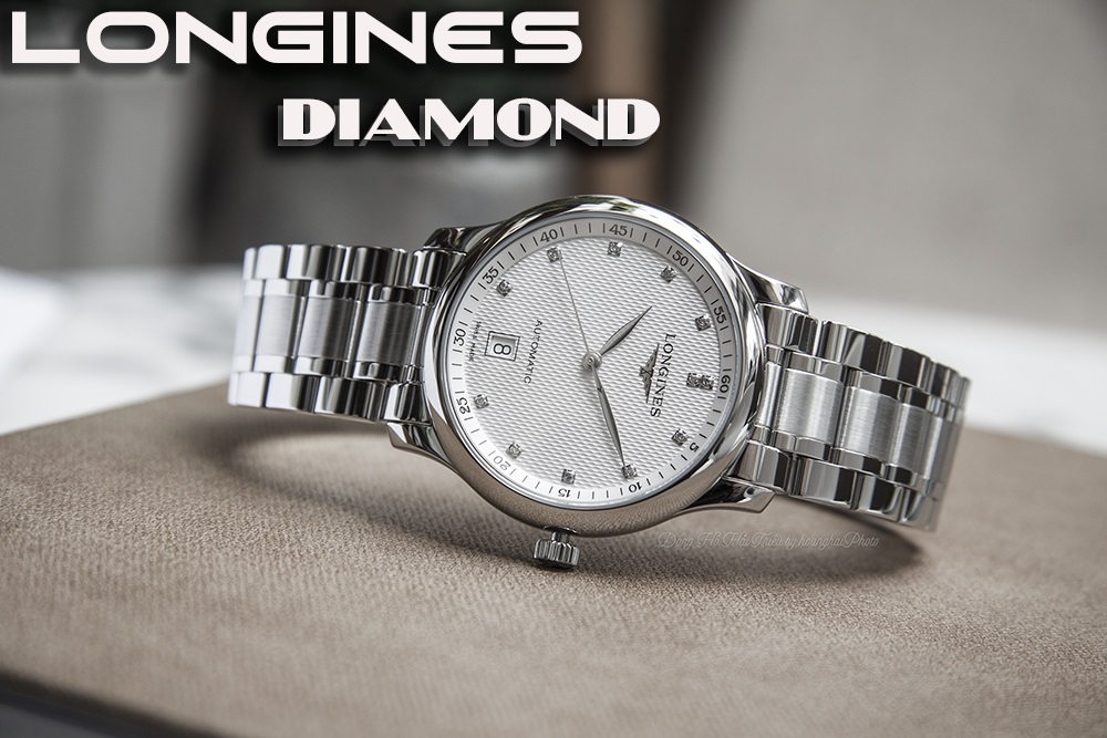 xem tron bst dong ho longines diamond automatic quartz