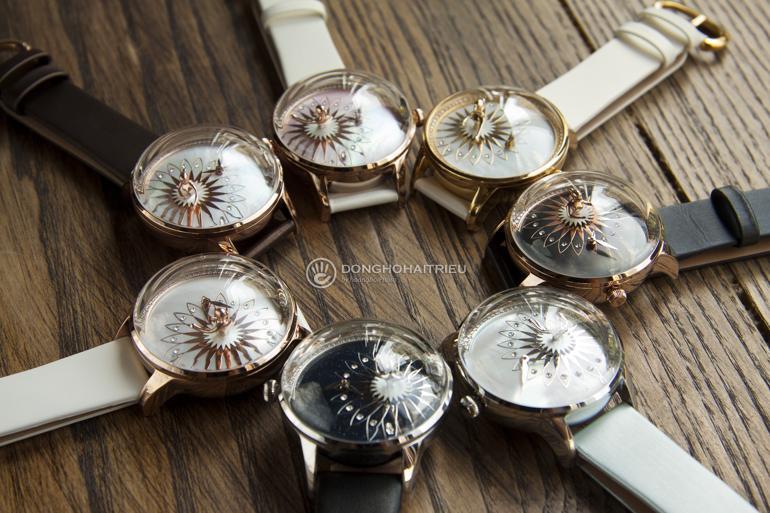 """5 thương hiệu đồng hồ Hồng Kông nổi tiếng """"được lòng"""" cả thế giới 7 phiên bản đồng hồ ba lê Fouetté"""