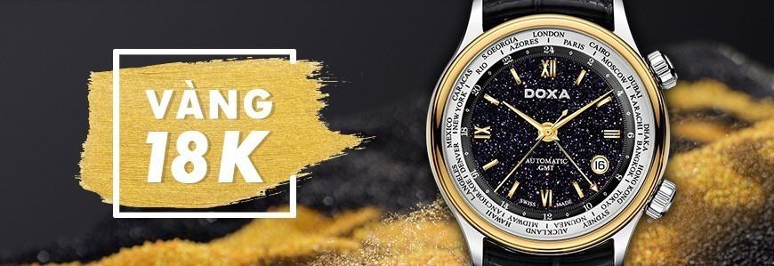 Đồng hồ vàng 18k