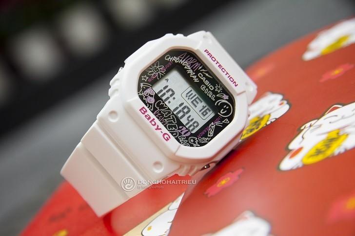 Đồng hồ nữ Baby-G BGD-560SK-7DR giá rẻ, thay pin miễn phí - Ảnh 1