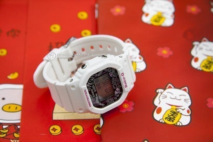 Đồng hồ nữ Baby-G BGD-560SK-7DR giá rẻ, thay pin miễn phí - Ảnh 3