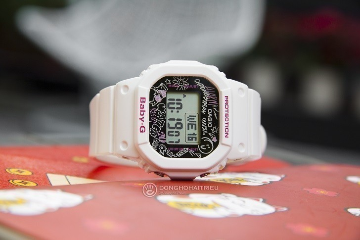 Đồng hồ nữ Baby-G BGD-560SK-7DR giá rẻ, thay pin miễn phí - Ảnh 4