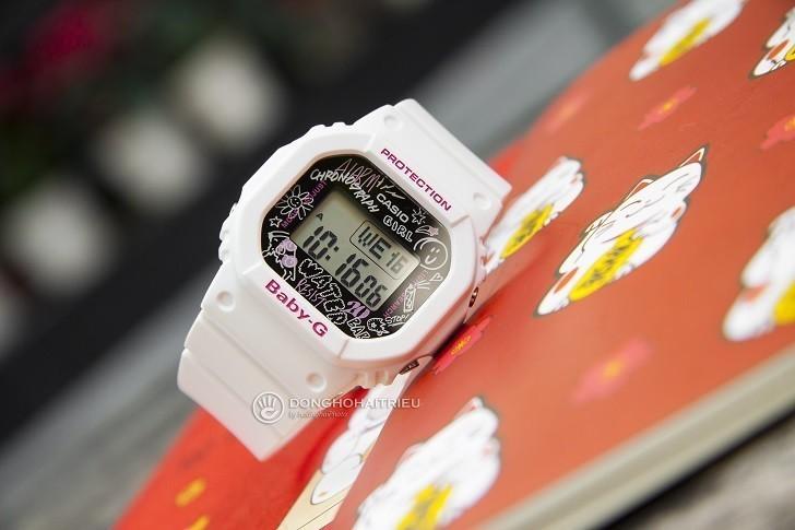 Đồng hồ nữ Baby-G BGD-560SK-7DR giá rẻ, thay pin miễn phí - Ảnh 5