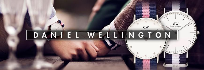 """""""Đế Chế"""" Đồng Hồ Daniel Wellington (DW) Chính Hãng Dành Cho Nam, Nữ"""