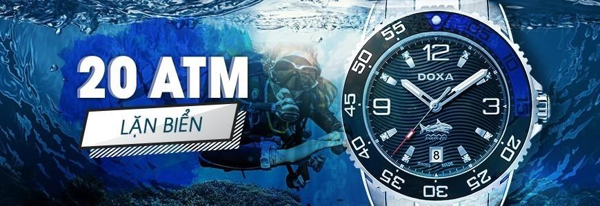 Đồng hồ chịu nước 20ATM