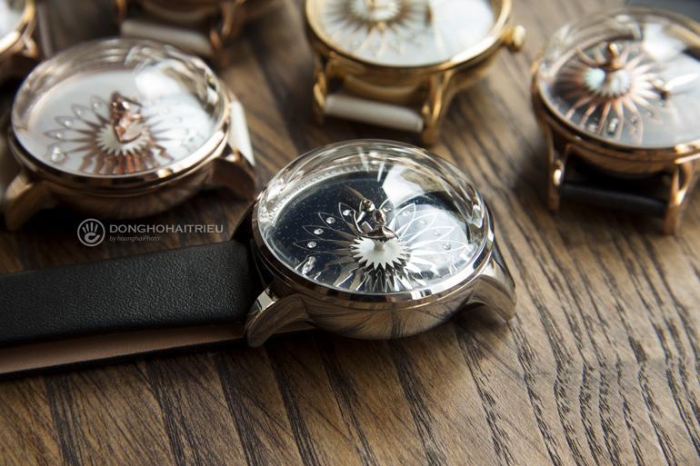 Đồng hồ ba lê Fouetté Ballerina, một kiệt tác đoạt giải thiết kế Fouetté OR-STAR