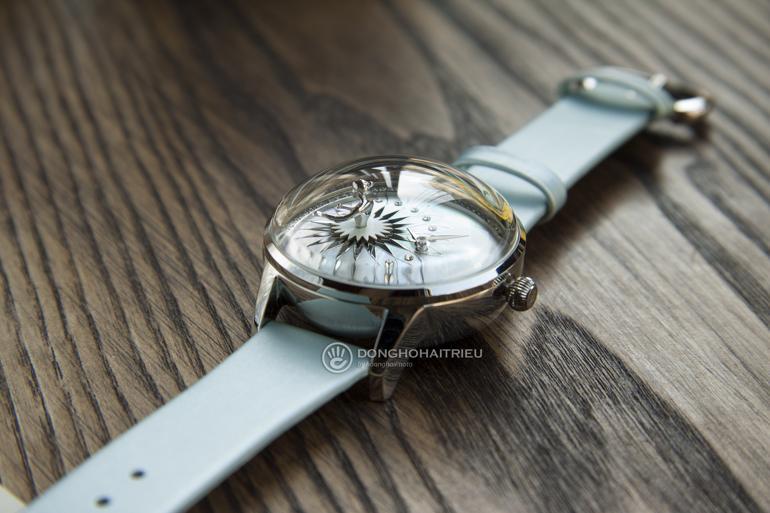 Đồng hồ ba lê Fouetté Ballerina, một kiệt tác đoạt giải thiết kế Fouetté OR-2