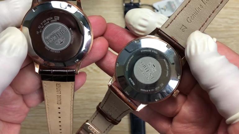 EPSON cho đồng hồ Orient 2017
