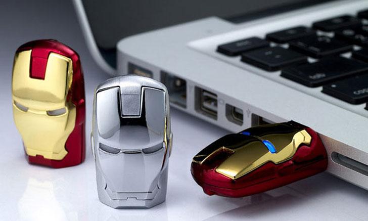 USB là món quà tặng mà bất cứ ai cũng có thể sử dụng