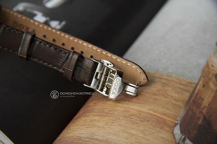 5 lý do nữ giới nên chọn đồng hồ Doxa D156SBK - Ảnh 2