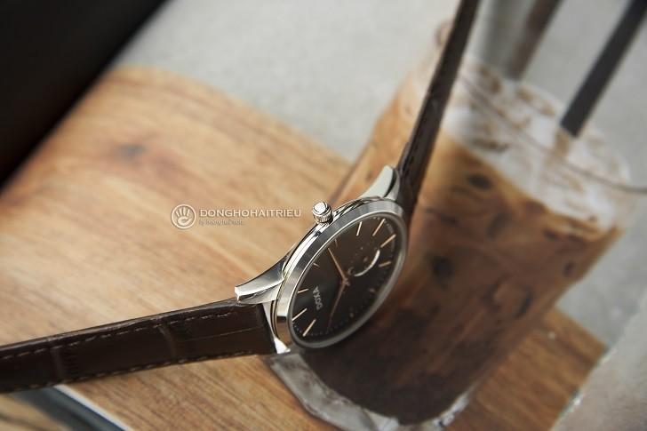 5 lý do nữ giới nên chọn đồng hồ Doxa D156SBK - Ảnh 4