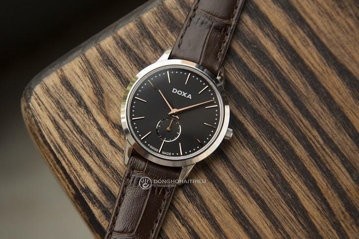 5 lý do nữ giới nên chọn đồng hồ Doxa D156SBK - Ảnh 5