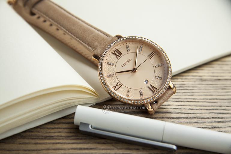 quà tặng sinh nhật bạn gái độ tuổi 24-30 - đồng hồ Fossil ES4292