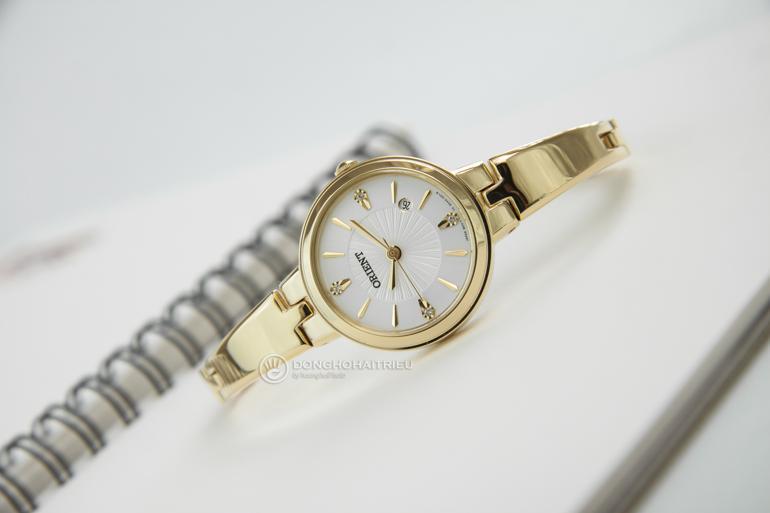 quà tặng sinh nhật bạn gái độ tuổi 24-30 - Đồng hồ Orient FSZ40003W0
