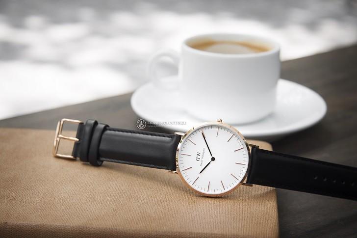 7 lý do nên chọn đồng hồ Daniel Wellington DW00100007 – 0107DW - Ảnh 1