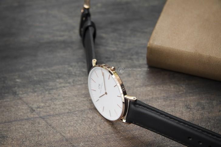 7 lý do nên chọn đồng hồ Daniel Wellington DW00100007 – 0107DW - Ảnh 2