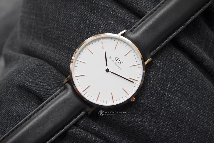 7 lý do nên chọn đồng hồ Daniel Wellington DW00100007 – 0107DW - Ảnh 3