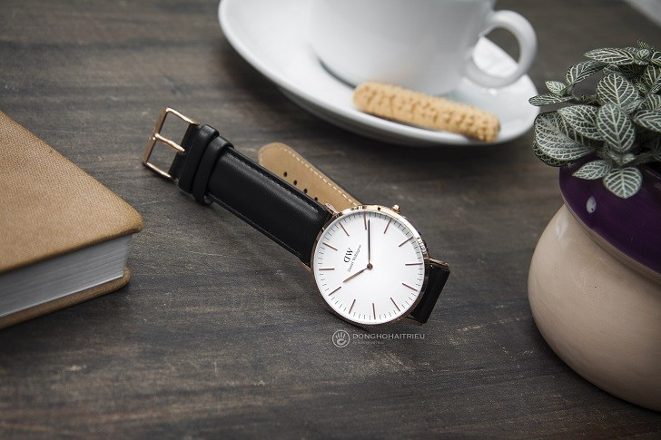 7 lý do nên chọn đồng hồ Daniel Wellington DW00100007 – 0107DW - Ảnh 6