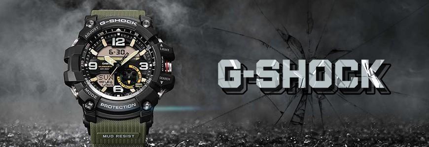 Đồng Hồ G-Shock & Baby-G Chính Hãng | Mẫu Mới Về Liên Tục