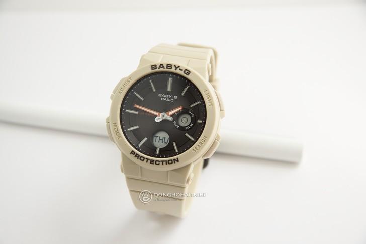 Đồng hồ Baby-G BGA-255-5ADR: Ấn tượng với thiết kế nữ tính - Ảnh 2