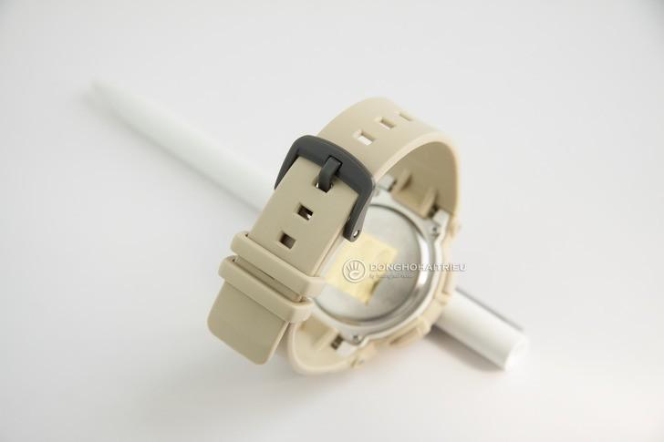 Đồng hồ Baby-G BGA-255-5ADR: Ấn tượng với thiết kế nữ tính - Ảnh 4