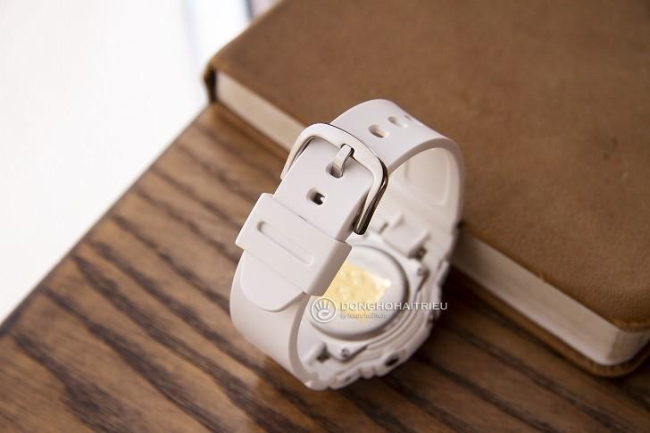 Đồng hồ Baby-G BGD-560-7DR Màu trắng trang nhã và nữ tính - Ảnh 3