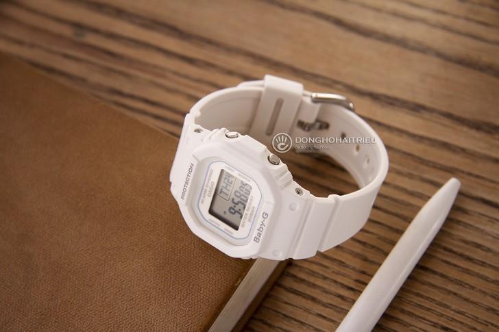 Đồng hồ Baby-G BGD-560-7DR Màu trắng trang nhã và nữ tính - Ảnh 4
