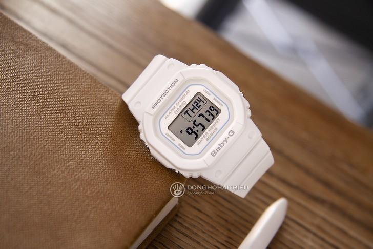 Đồng hồ Baby-G BGD-560-7DR Màu trắng trang nhã và nữ tính - Ảnh 5